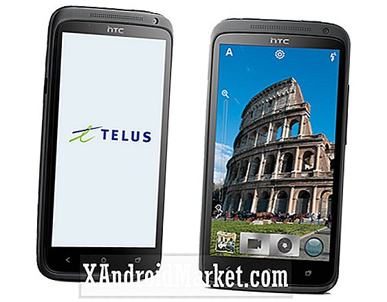 Telus lance Android Jelly Bean sur son HTC One X
