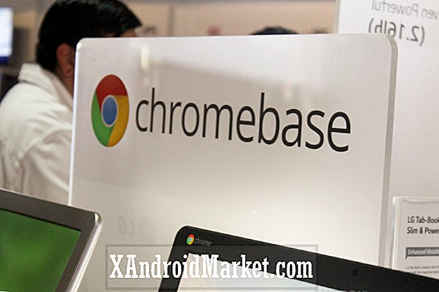 LG Chromebase hands-on forhåndsvisning