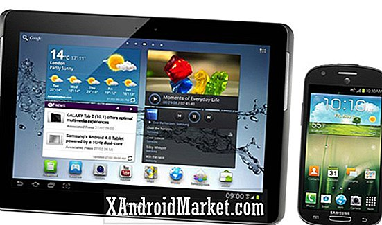 Samsung utgir kildekoder for AT & Ts Galaxy Express og T-Mobile Galaxy Tab 2 10.1