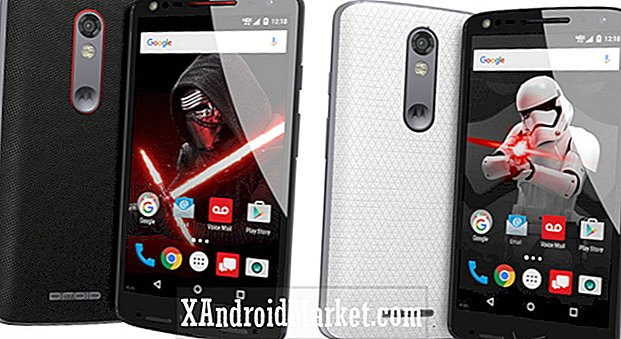 Verizon apporte Star Wars sur le Droid Turbo 2 via Moto Maker