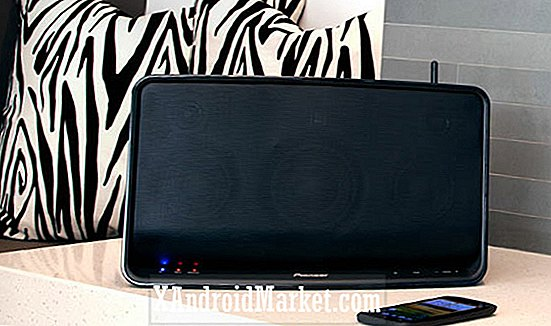 Pioneer presenta tres altavoces inalámbricos HTC Connect