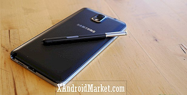 Samsung Galaxy Note 3 och Galaxy Gear kommer till AT & T och Sprint