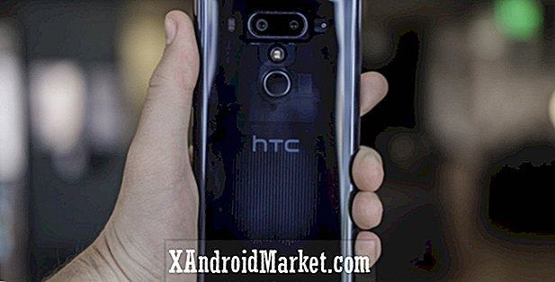 Den värsta HTC U12 Plus-funktionen blir tweaked i uppdatering (Update: Rolling out in US)
