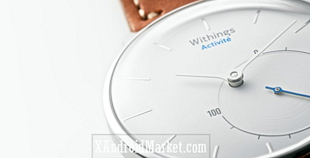 Withings Activité och Activité Pop fitness trackers får Android support den 2 mars