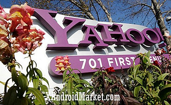 Yahoo!  werknemers smartphones: iPhone 5, Android, Windows Phone (alles behalve BlackBerry)