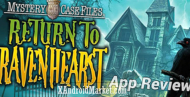 Examen de l'application: Mystery Case Files: Return to Ravenhearst