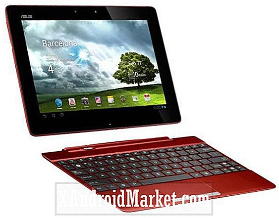 Asus til at sende Transformer Pad 300 den 22. april, hoved til hoved med Galaxy Tab 2 10.1