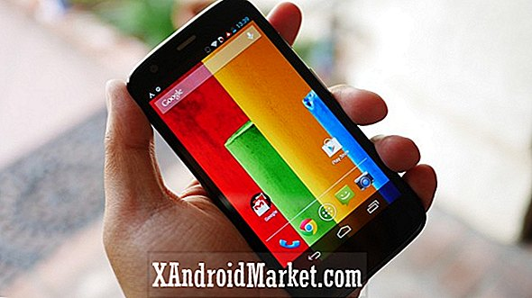 Moto G root déjà disponible