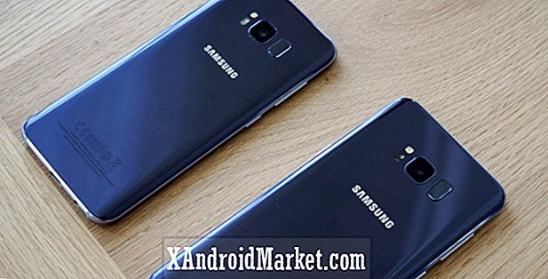 Samsung Galaxy S8 pre-order numre i USA var 30 procent over S7's rekord