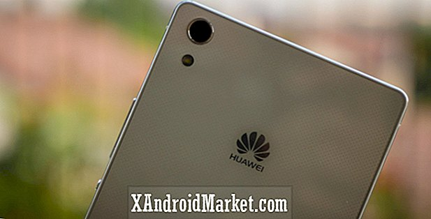 Huawei Ascend P8 at lancere den 15. april i London