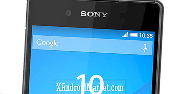 Sony Xperia Z4 officielt afsløret - Snapdragon 810, 3 GB RAM, 5,2 tommer display