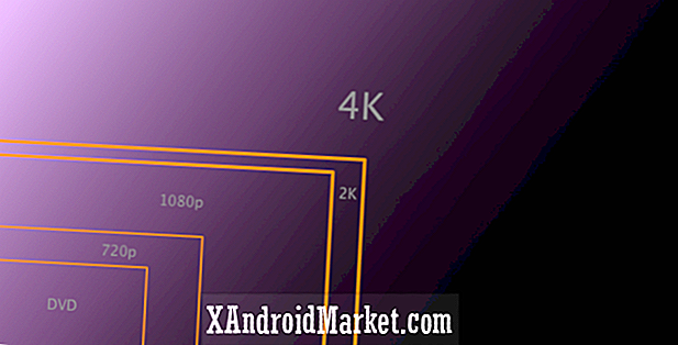 Triple-extra high definition: Android 4.3 stödjer 4K-skärmar