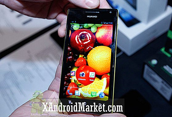 Huawei Ascend P1 krijgt releasedatum in China