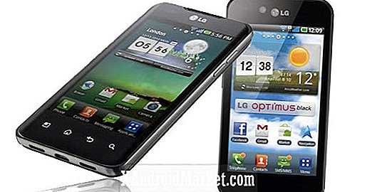 La actualización de Android 2.3.4 para LG Optimus Black ya está disponible