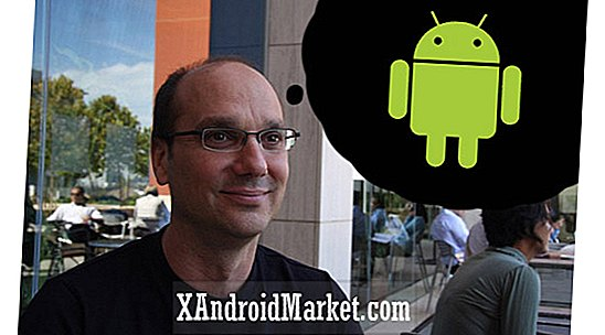 Wat de Android Idea gestolen door Andy Rubin?