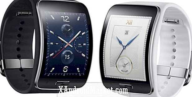 Krummet display SIM udstyret Samsung Gear S blev officielt!