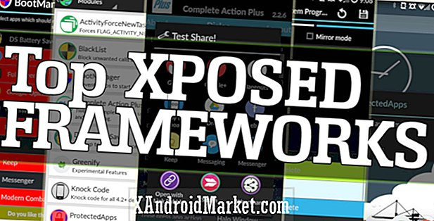 Top Xposed Framework Moduler