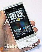 HTC Hero opdatering til Android 2.1 OTA i UK