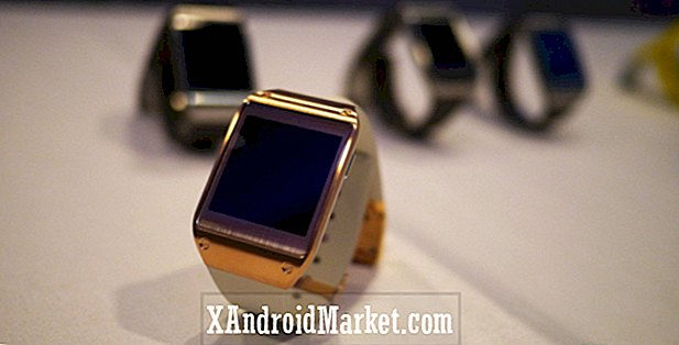 Reloj inteligente Samsung Galaxy Gear: especificaciones, fotos, video y todos los detalles.