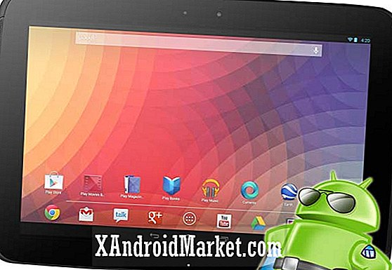 Nexus 10 vuelve a estar disponible en Google Play de EE. UU., Disponible en Alemania y el Reino Unido
