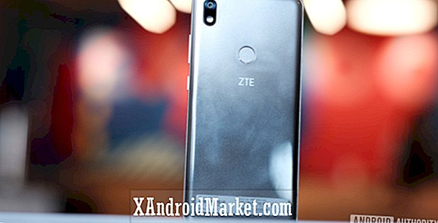 ZTE Blade Max View og Blade Max 2S første titt: 4000mAh batterier for under $ 200