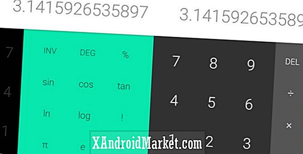 Google Calculator acaba de llegar a la Play Store