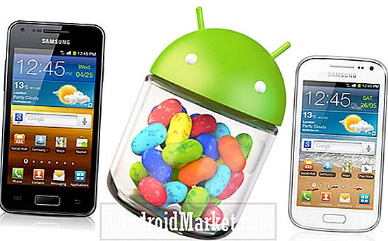 Galaxy S Advance Jelly Bean-update gepland voor januari, onthult Samsung Duitsland