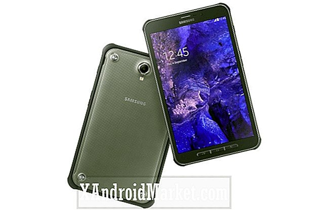 Samsung annoncerer Galaxy Tab Active