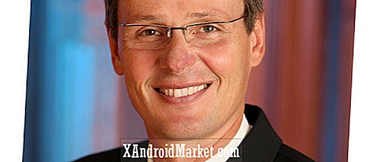 Ny RIM Chief Executive Releases Plan for BlackBerry, Android Support inkluderet