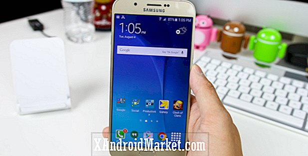 Android 6.0 Marshmallow frappe le Samsung Galaxy A8