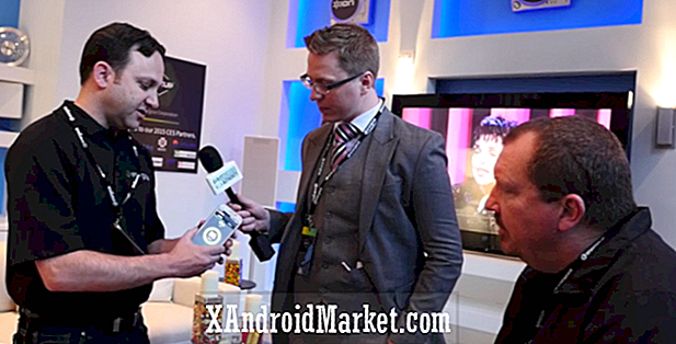 Entrevista con Energous Wireless Charging Solutions en CES 2015