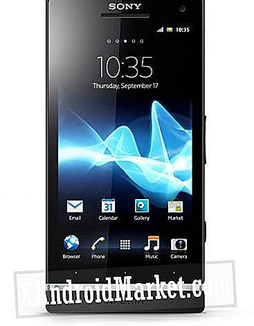 O2 et Three porteront le Xperia S, version blanche Phones4U Exclusive