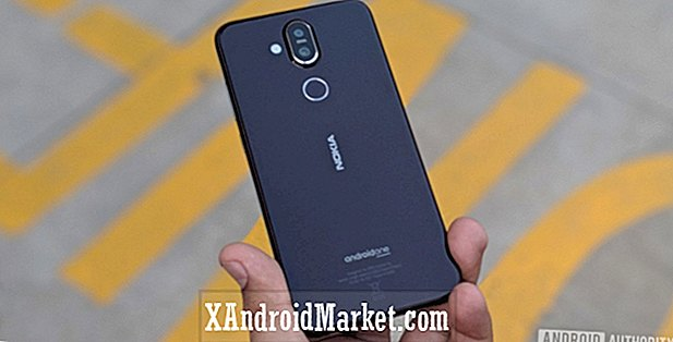 Specificaties van Nokia 8.1