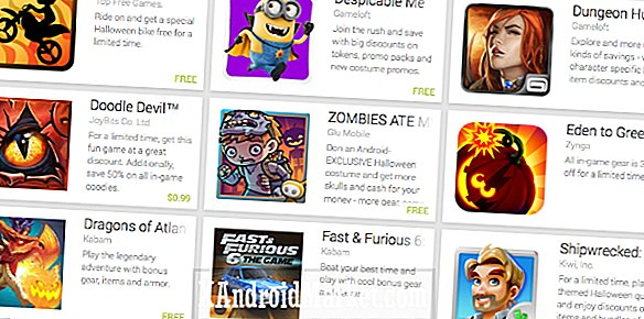 Google har Spooky Savings for Play Store-spel den här Halloween