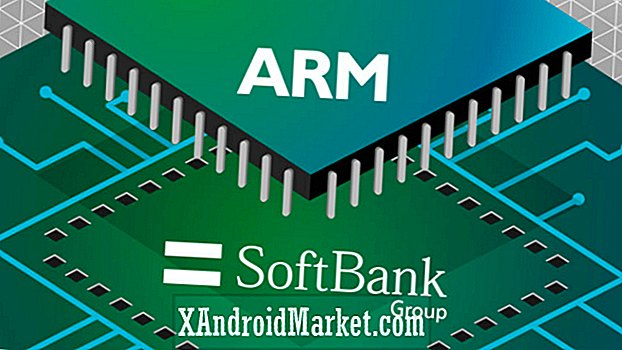 Sprint ejer SoftBank for at købe ARM for $ 32,1 mia. (Opdateret)