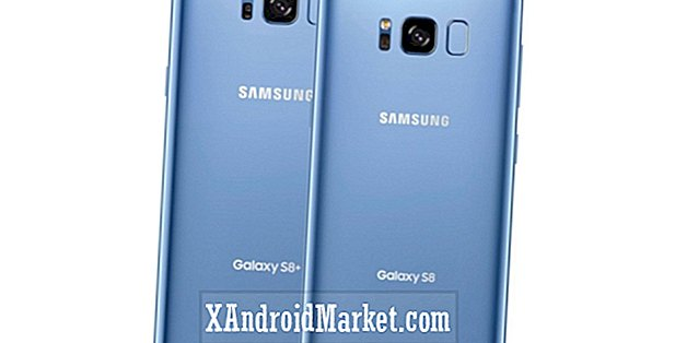 Actualización: Coral Blue Galaxy S8 y S8 Plus estarán disponibles el 21 de julio