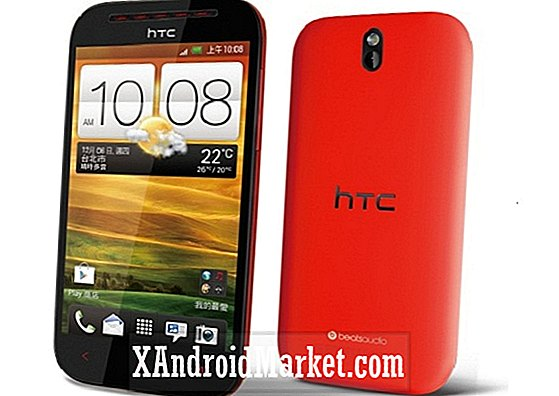 Le HTC One SV est officiellement en vente sur le cricket