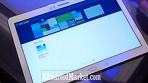 Galaxy TabPRO 10.1 hands-on preview: video og galleri