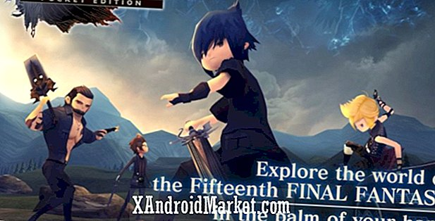 Final Fantasy XV: Pocket Edition podría lanzarse en Android el 9 de febrero