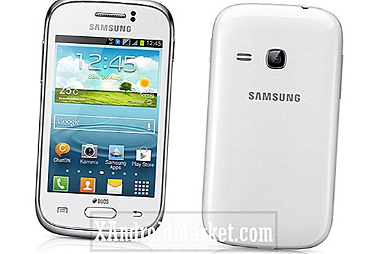 Samsung Galaxy Young Duos sælges i Tyskland for 153 €