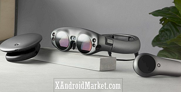 AT&T quiere vender productos Magic Leap AR tan pronto como existan.