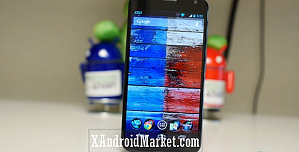 Moto X ya está disponible a través de Sprint y US Cellular.