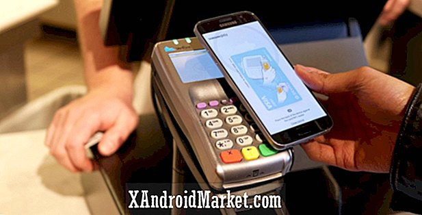 Samsung Pay udvider til Mexico