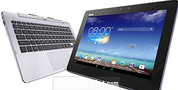 Asus lanza Asus Transformer Book Trio.