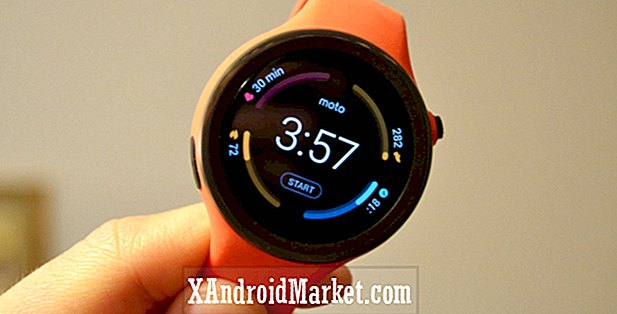 Tome el Moto 360 Sport por $ 139.99 de Amazon o Best Buy