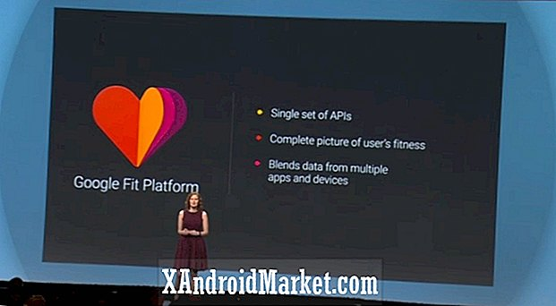 Comme promis, Google publie son SDK Fit Preview