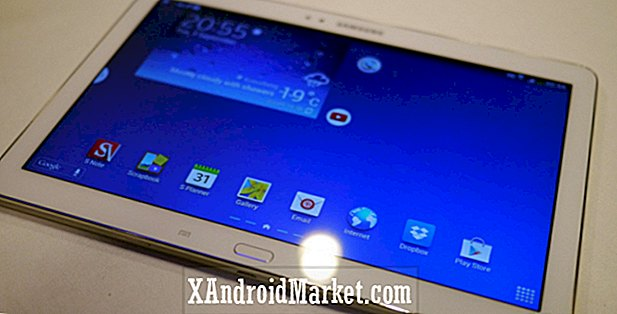Samsung Galaxy Note 10.1 (2014 udgave) specs, features, udgivelsesdato og pris officielle