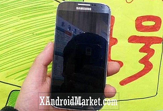 Hands-on video van de vermeende Galaxy S4 op internet