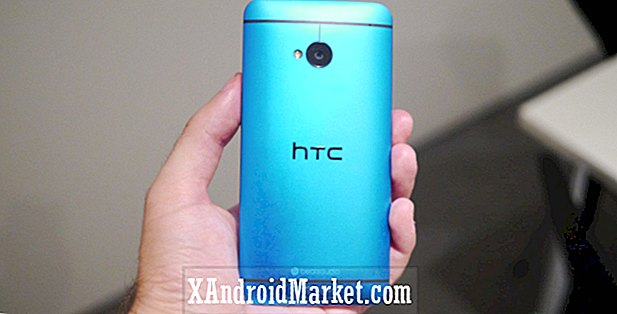 Verizon HTC One ha sido visto en azul