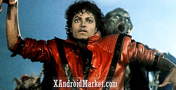 "Hämta Michael Jacksons ""Thriller"" -album gratis på Google Play Butik"